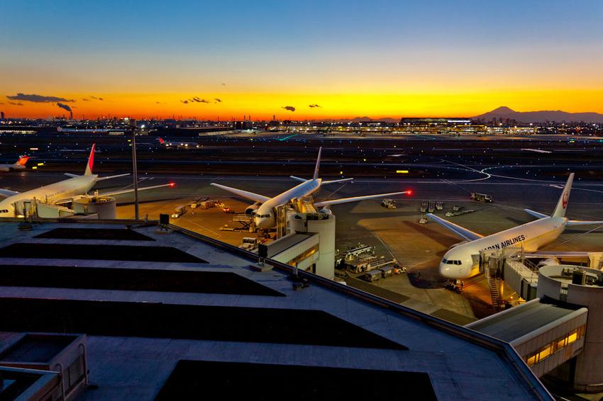 年明けの羽田空港 12010471.jpg