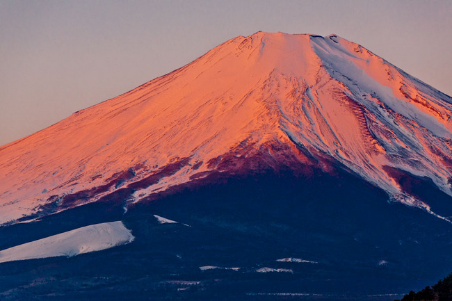 氷の平野の富士山 10011714.jpg