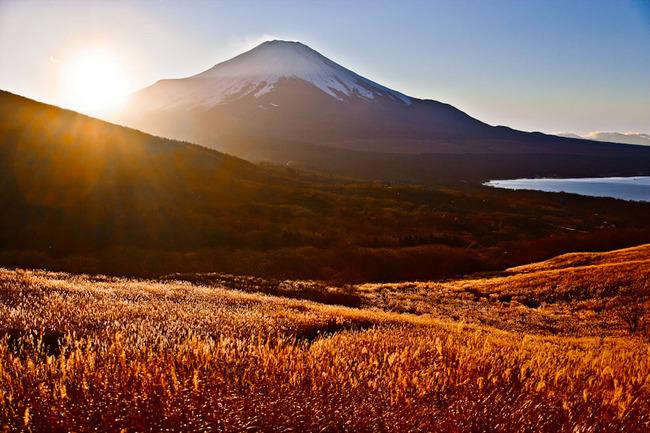 パノラマ台の富士 08113008-Edit.jpg