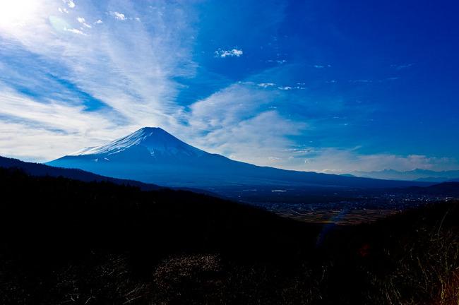 二十曲峠の富士 06112502.jpg