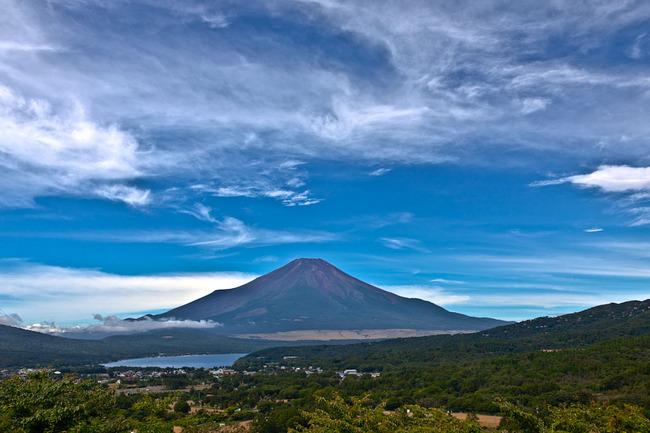 山中湖平野高台の眺め 10090708.jpg